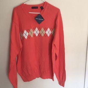 John Ashford Sweater NWT Classic size XXL